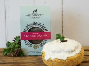 Innocent Hound Cake Mix Treat for Dogs 255g