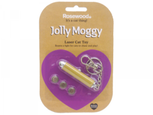 Jolly Moggy Laser Cat Toy