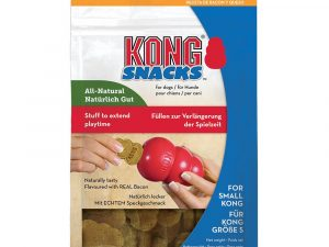 KONG Snacks Bacon & Cheese - Saver Pack: S (2 x 198g)