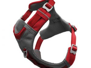 Kurgo Journey Air Dog Harness in Red Large