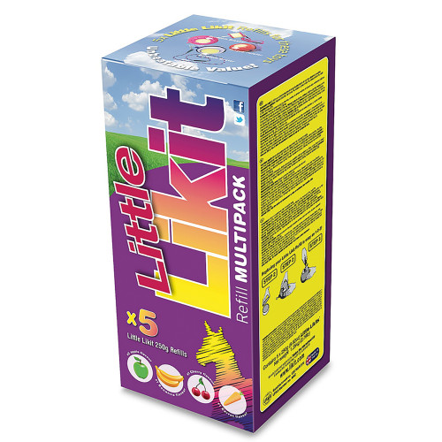 Likit Bordem Buster Horse Toy Little Likits - Pack of 5