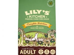 Lilys Kitchen Lovely Lamb with Peas & Parsley Complete Dry Food for Dogs 7kg