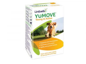 Lintbells YuMOVE Young & Active Dog Supplement 240 Tablets