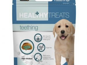 Mark & Chappell VetIQ Healthy Teething Treat For Puppies 50g