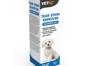 Mark & Chappell VetIQ Tear Stain Remover for Cats & Dogs 100ml