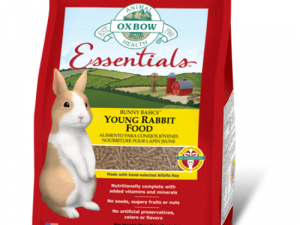 Oxbow Essentials Young Adult Rabbit Food 2.2kg