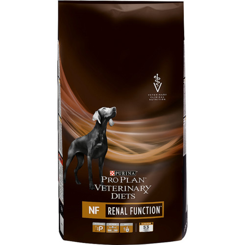 PURINA VETERINARY DIETS Canine NF Renal Function Dog Food Dry 3kg