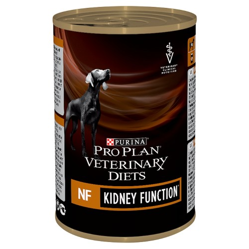 PURINA VETERINARY DIETS Canine NF Renal Function Dog Food Wet 400g x 12