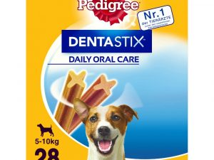 96 x 100g Pedigree Pouches + 28 x Dentastix Oral Care - Special Bundle!* - Junior Multipack in Jelly + 28 x Dentastix Daily Oral Care (Small)