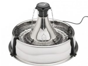 PetSafe Drinkwell 360 Stainless Steel Pet Fountain 3.8 Litre