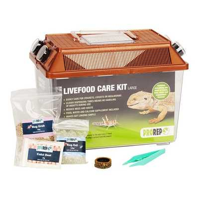 Pro-Rep Livefood care kit