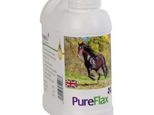 Pureflax Flax Seed Oil For Horses 5 Litres