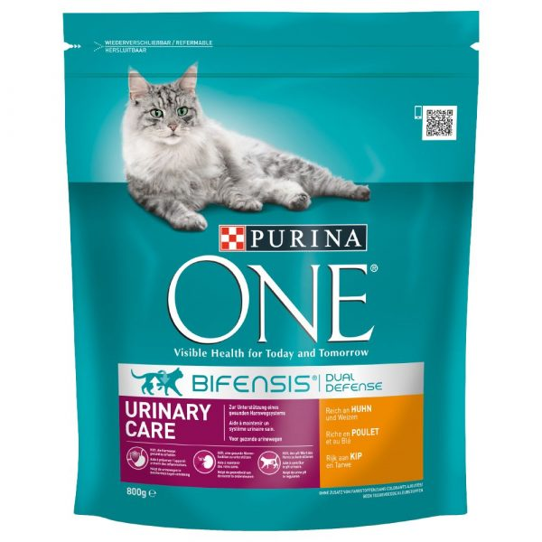 Purina One Dry Cat Food - Urinary Care - Chicken