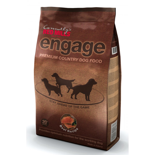 Red Mills Engage Beef Adult Dog Food 15kg x 2