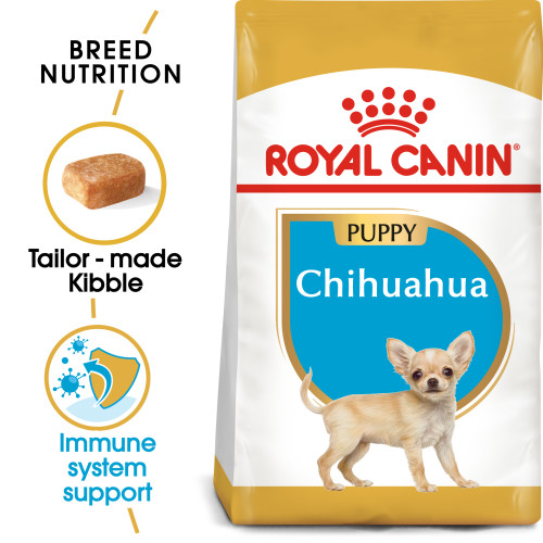 Royal Canin Chihuahua Puppy Dry Dog Food 1.5kg x 6