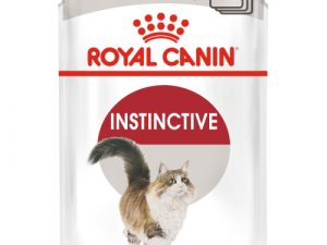 Royal Canin Instinctive Adult in Jelly Wet Cat Food 85g x 12