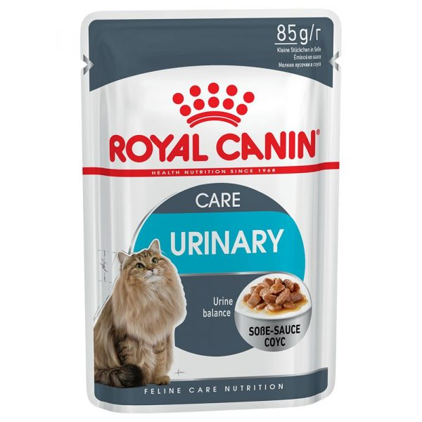Royal Canin Urinary Care in Gravy Wet Cat Food