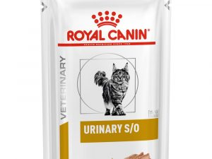 Urinary S/O Cat Veterinary Diet Royal Canin Wet Cat Food