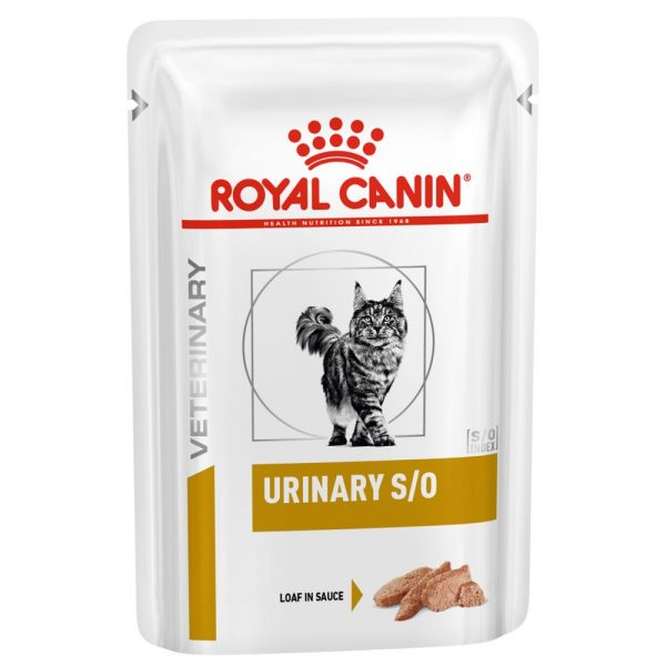 Royal Canin Urinary S/O Cat Veterinary Diet Wet Cat Food