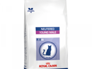 Royal Canin VCN Neutered Young Male Cat Food 10kg