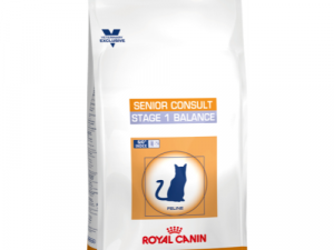 Royal Canin VCN Senior Consult Stage 1 Balance Cat Food 400g