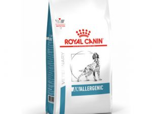 Royal Canin Veterinary Anallergenic AN 18 Dog Food 3kg