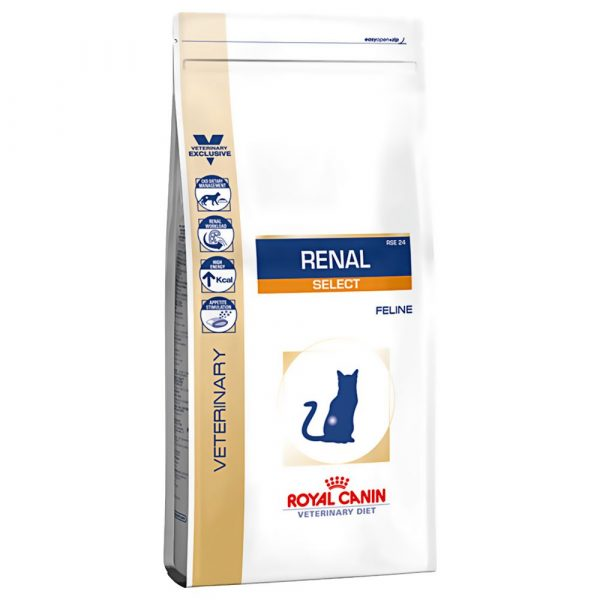 Royal Canin Veterinary Diet Renal Select RSE 24