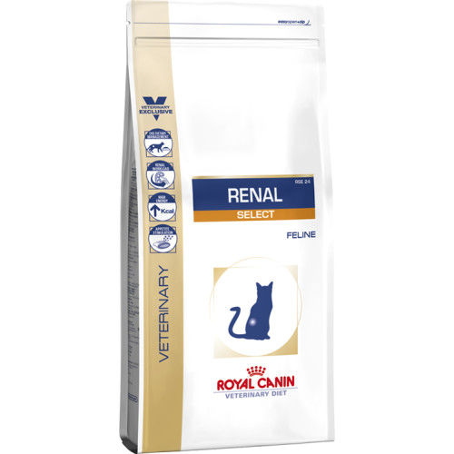 Royal Canin Veterinary Diets Renal Select RSE 24 Cat Food 2kg
