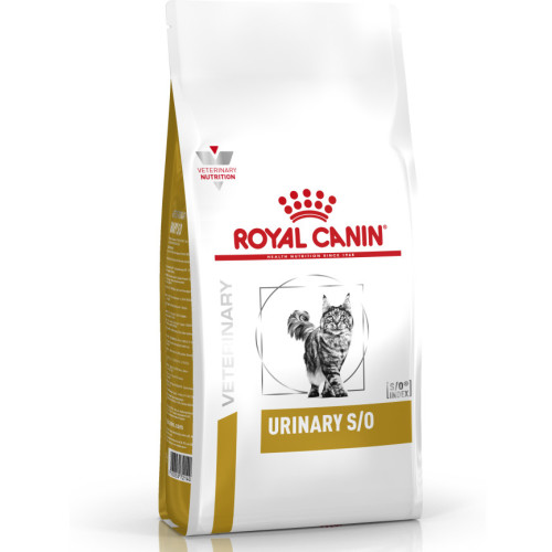 Royal Canin Veterinary Diets Urinary SO Cat Food 1.5kg x 3