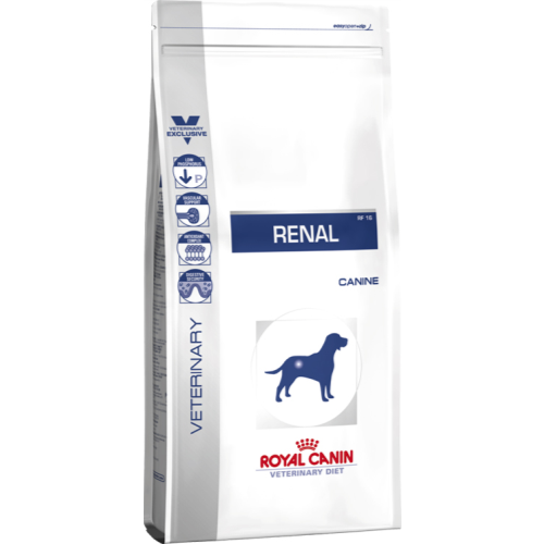 Royal Canin Veterinary Renal RF14 Dry Adult Dog Food 7kg