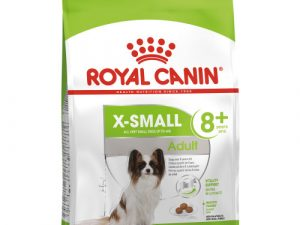 Royal Canin X-Small Adult +8 Dry Dog Food 1.5kg
