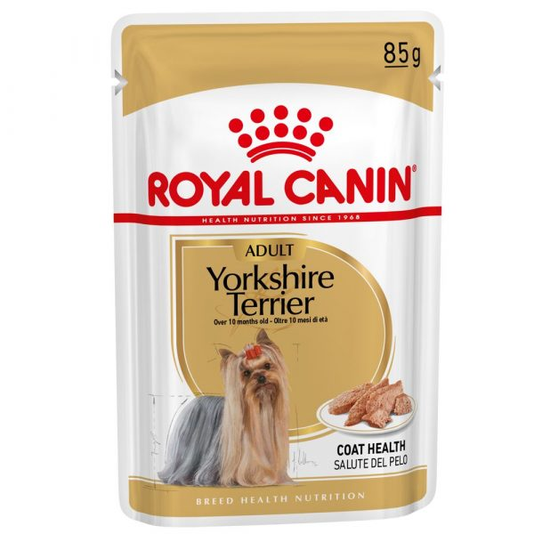 Royal Canin Yorkshire Tierrier Wet Dog Food