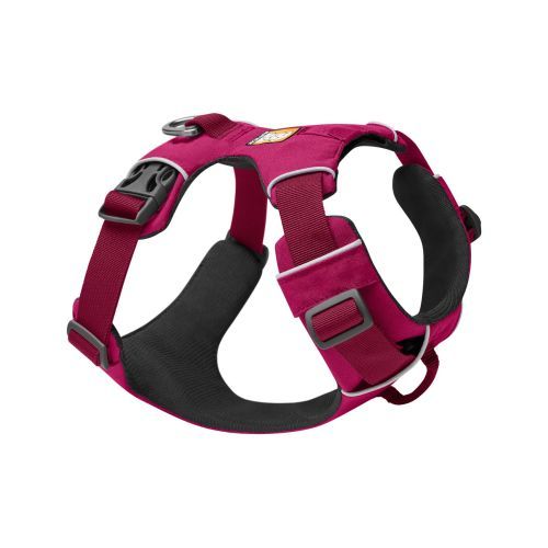 Ruffwear 2020 Front Range Dog Harness in Hibiscus Pink Extra Extra Small