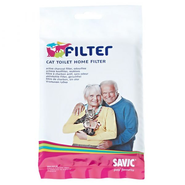 Savic Replacement Filter For Cat Litter Boxes