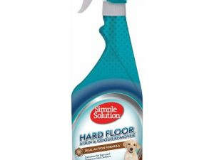 Simple Solution Hardfloor Dog Stain and Odour Remover 750ml