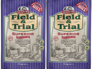 Skinners Field & Trial Superior Adult Dog Food 15kg x 2