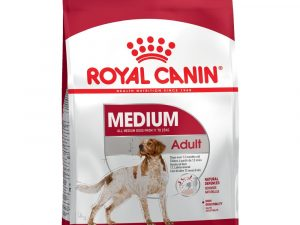 Small Bags Royal Canin Size Dry Dog Food - 20% Off!* - Medium Adult (4kg)
