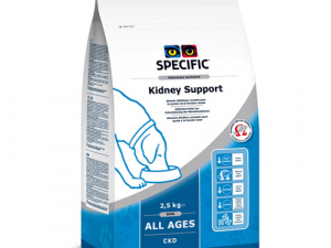 Specific CKD Heart and Kidney Support Dog Food 4kg x 3