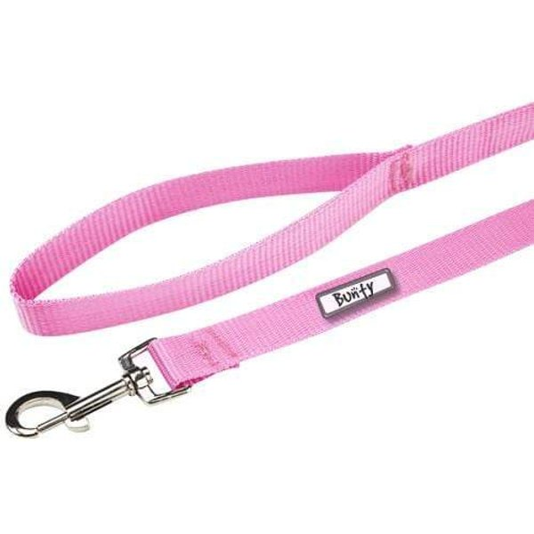 Strong Nylon Dog Pet Lead Harness Pink