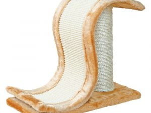 Trixie Inca Sisal Scratch Wave with Post