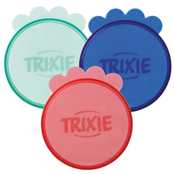 Trixie Pet Food Can Cover 2 Piece Set