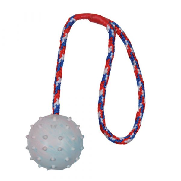 Trixie Rubber Ball Dog Toy