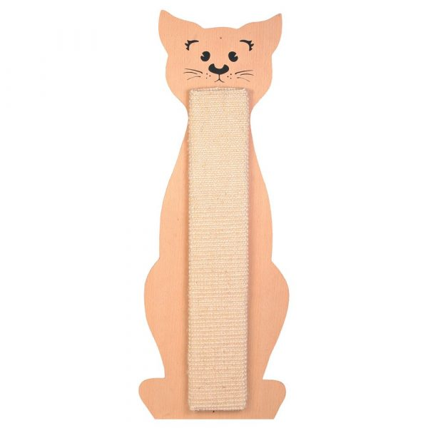 Trixie Scratching Board Cat Shaped