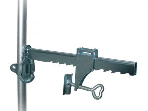 Trixie Wall Clamp & Telescoping Rod