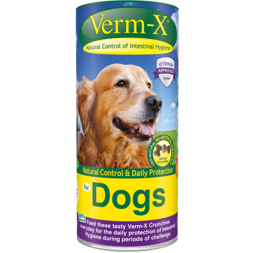 Verm X Treats For Dogs 100g