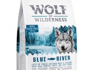 Wolf of Wilderness Adult 3 Varieties Mixed Pack 24 x 400g