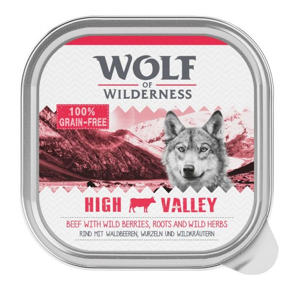 Wolf of Wilderness Adult Saver Pack 24