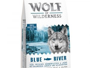 Adult Vast Oceans Fish Wolf of Wilderness Dry Dog Food