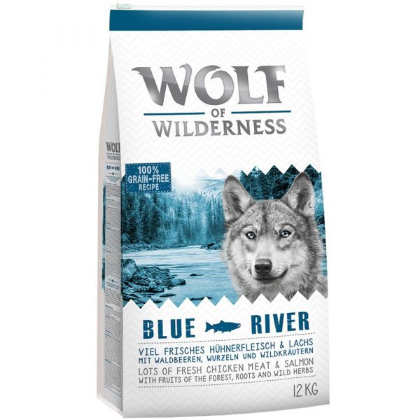 Wolf of Wilderness Lamb Green Fields Soft Adult Dry Dog Food