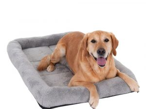 XL Snuggle Cushion for Dog Carriers and Crates 109x69x10cm